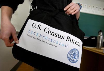 Census workers: LC just four away from 100%
