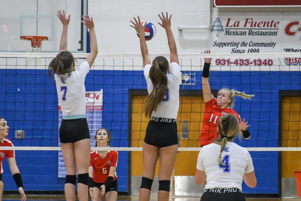 Lady Falcon Volleyball heads down the stretch