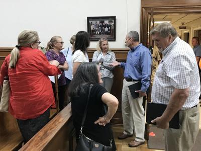 Taft residents fight