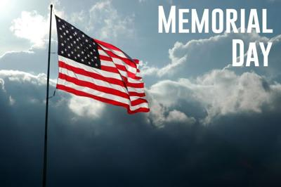 Memorial Day ceremonies to be held Monday at rec center