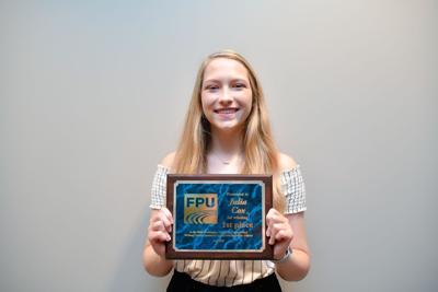 Washington youth tour delegate Julia Cox wins $10,000 scholarship