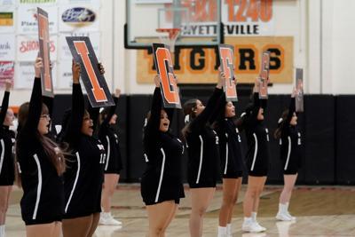 Lady Tigers dominate in regular season finale