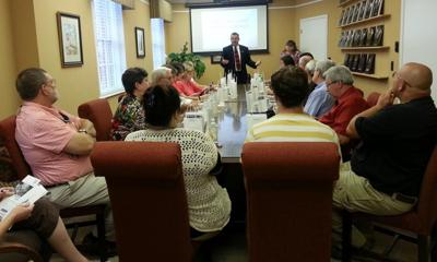 Higgins offers suicide prevention workshop | Living