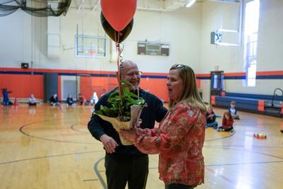 Ralph Askins School's Teacher of the Year