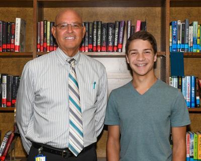 Robinson named National Merit semifinalist
