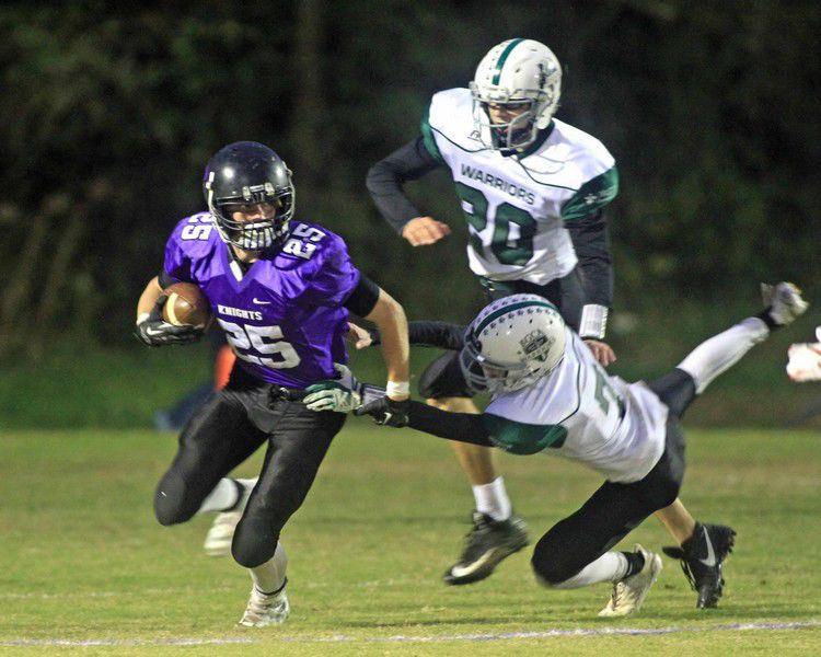 Knights close out season with homecoming