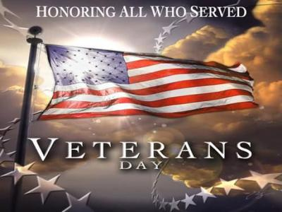 LCHS Veterans Day