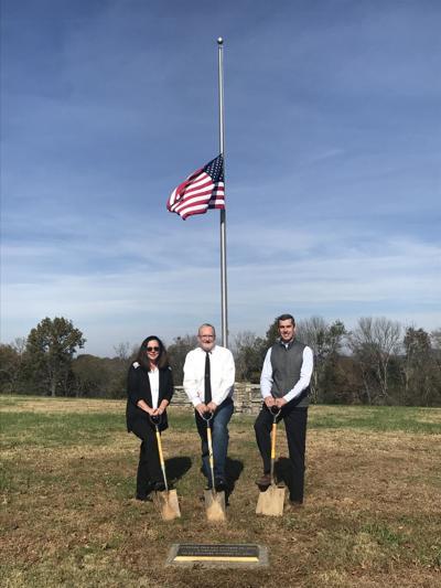 Higgins announces new Veterans Garden of Honor | Business