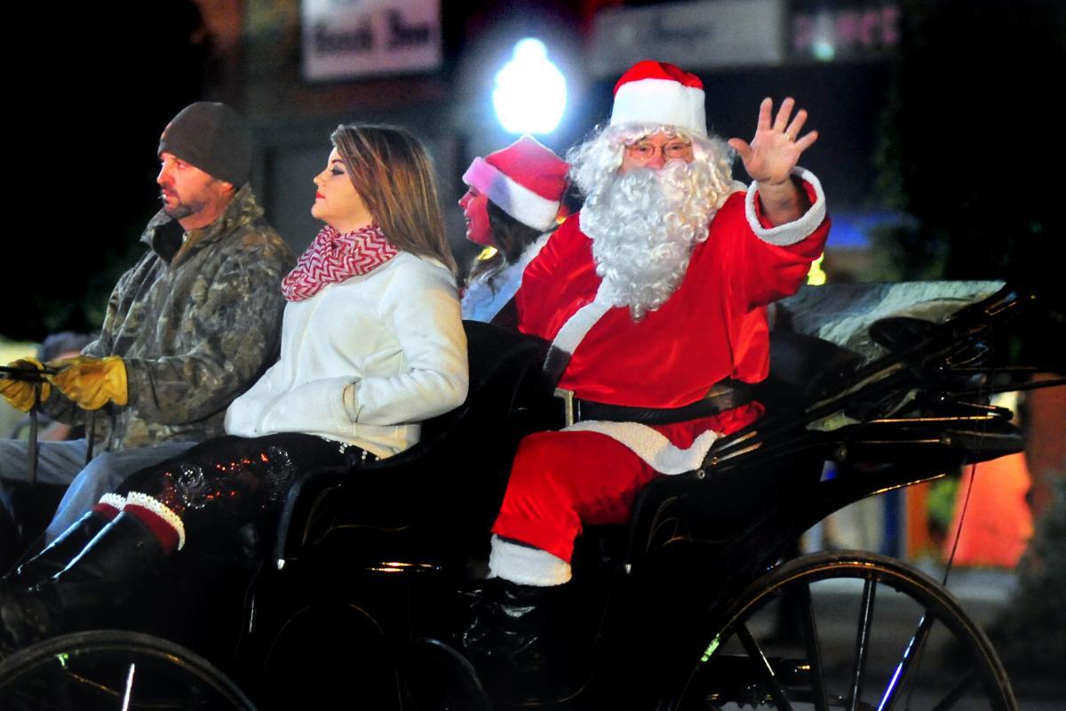 Christmas Parade Saturday | Local News | elkvalleytimes.com