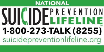 New funding supports suicide prevention line | Health ...