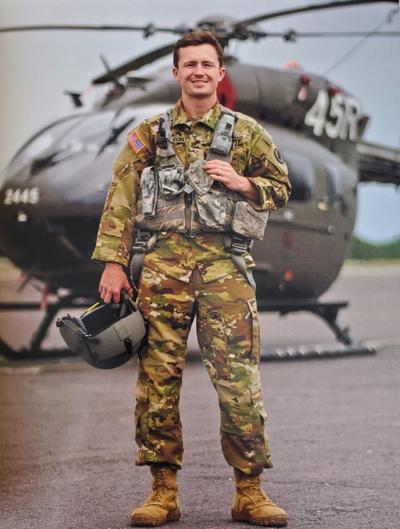 LT Shelton earns wings as Army Aviator