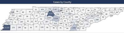 Additional COVID-19 cases in Lincoln County, numbers across the state increase