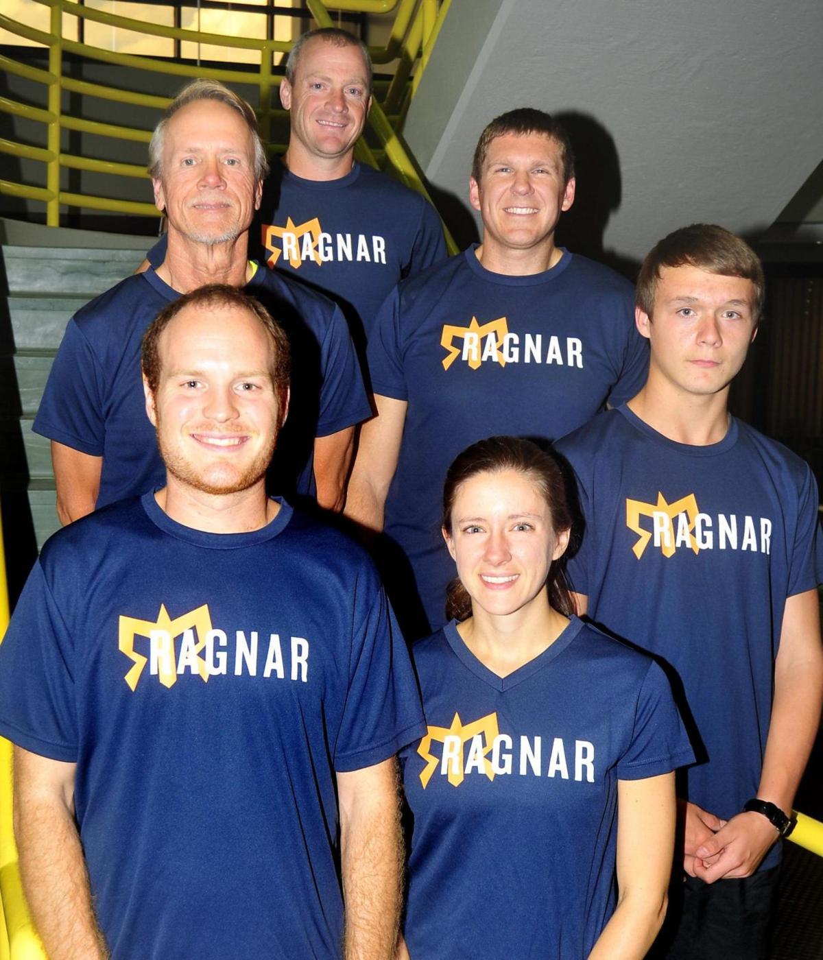 Six locals run in Ragnar Relay