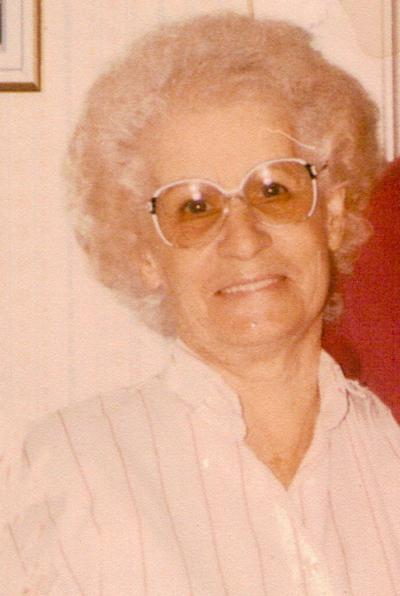 """Patty """"Dolly"""" Louise Hall Smith"""