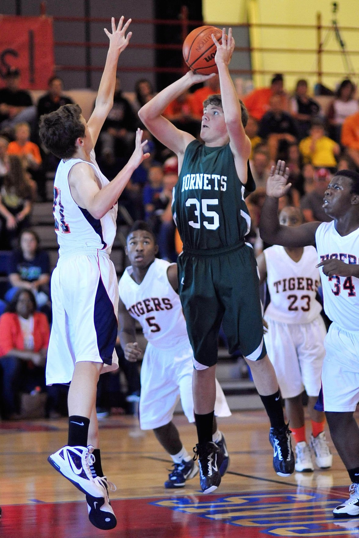 City Tigers earn Tip Off championship