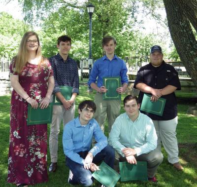 Chestnut Ridge Academy Students Recognized