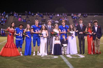 2021 Lincoln County Homecoming Court