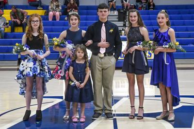 Flintville Basketball Homecoming