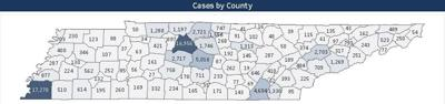 84 Active COVID-19 Cases in Lincoln County