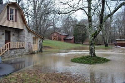Recent flooding 'one of the worst' she's experienced