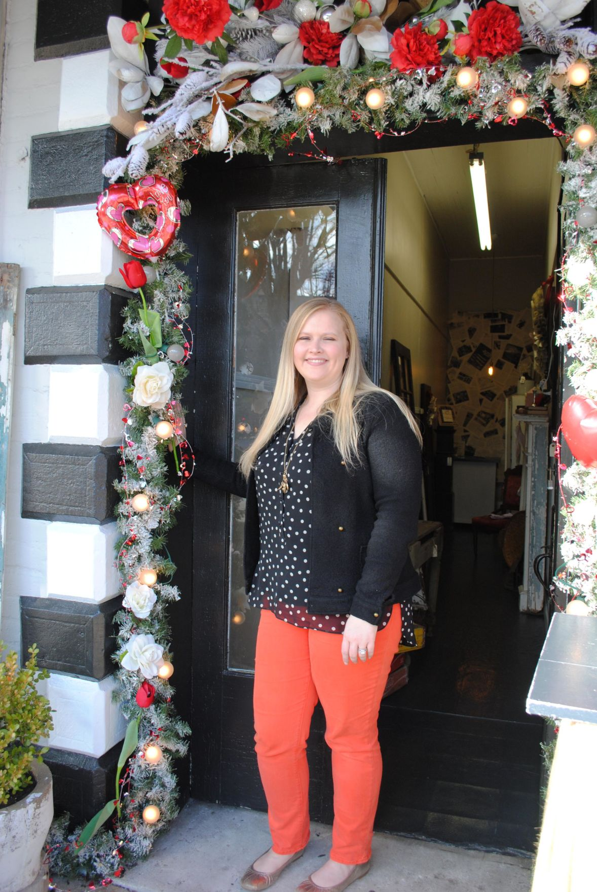 Architectural salvage, antique store opens