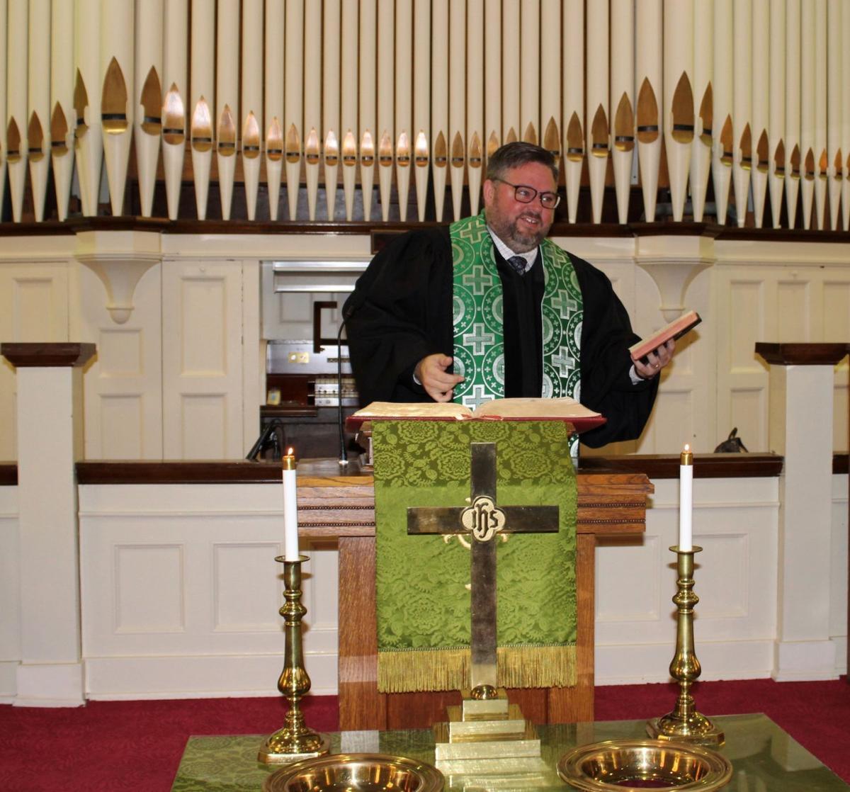 Fayetteville First Presbyterian