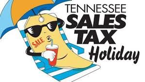 Tax free holiday starts Friday