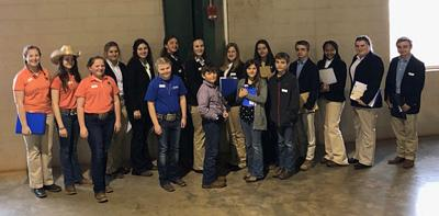 Local 4-H'ers