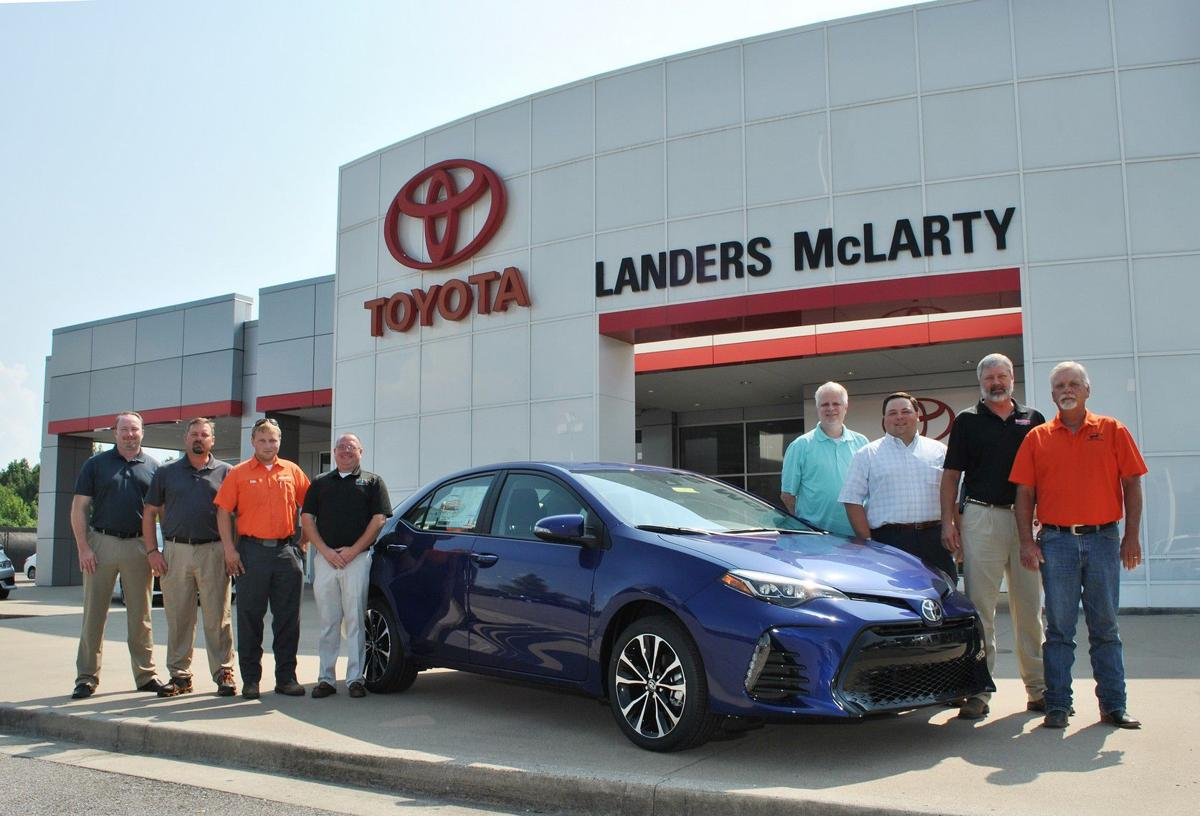 Landers Mclarty Ford >> Fair To Give Away Two Cars This Year Elkvalleytimes Com