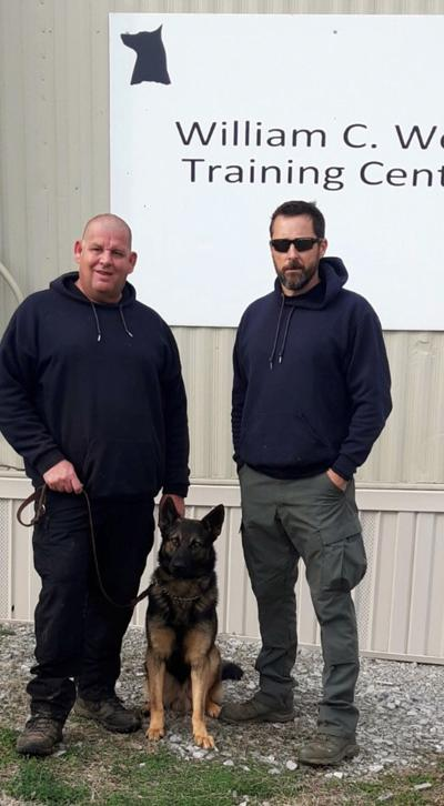 FPD K9 team completes training, earns certification