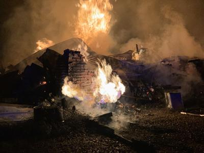 Loss of life in Park City Fire