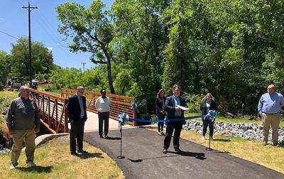 Phase I Greenway Project opens to public
