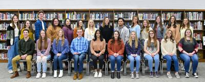 Lincoln County High School Top 25