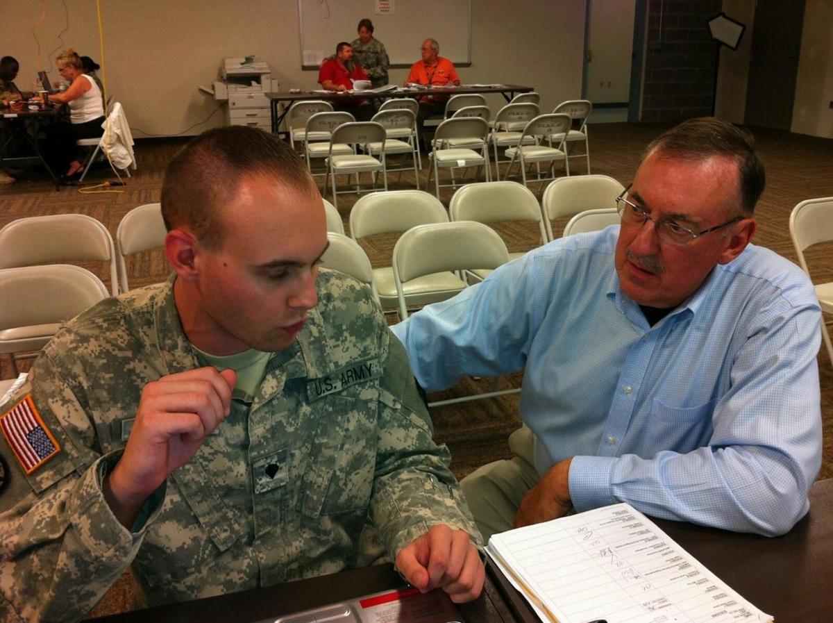 Guard's jobs program building life skills, finding careers