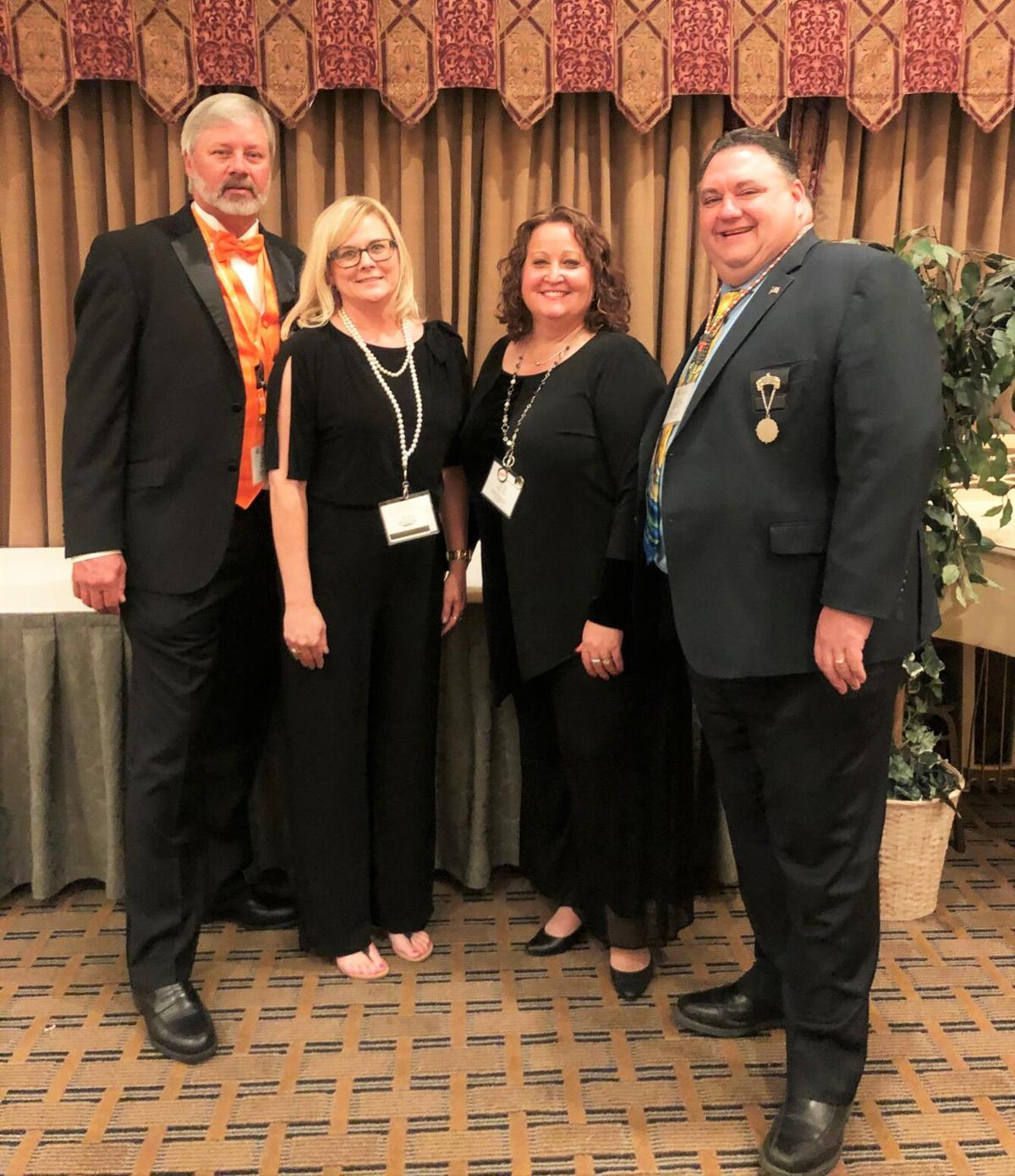 Mac Kidd elected state president of Elks