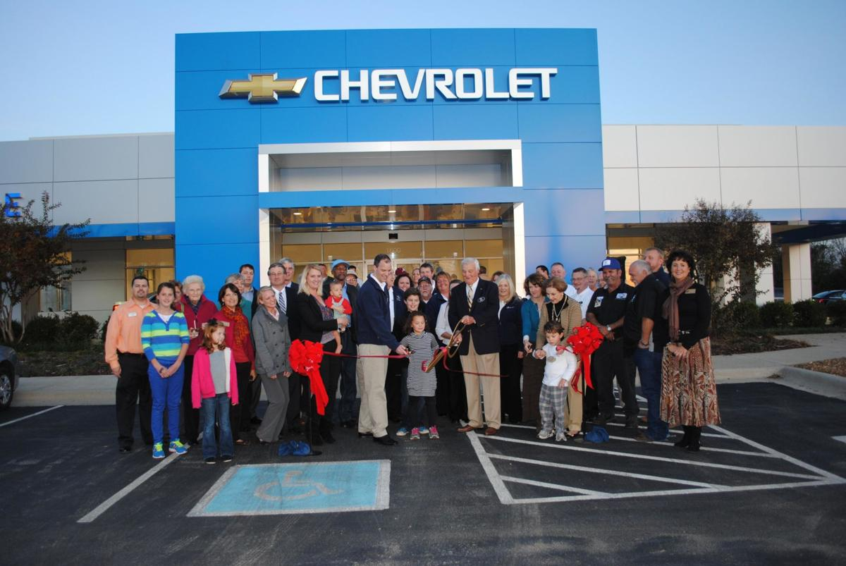 Carriage Chevrolet opens new location