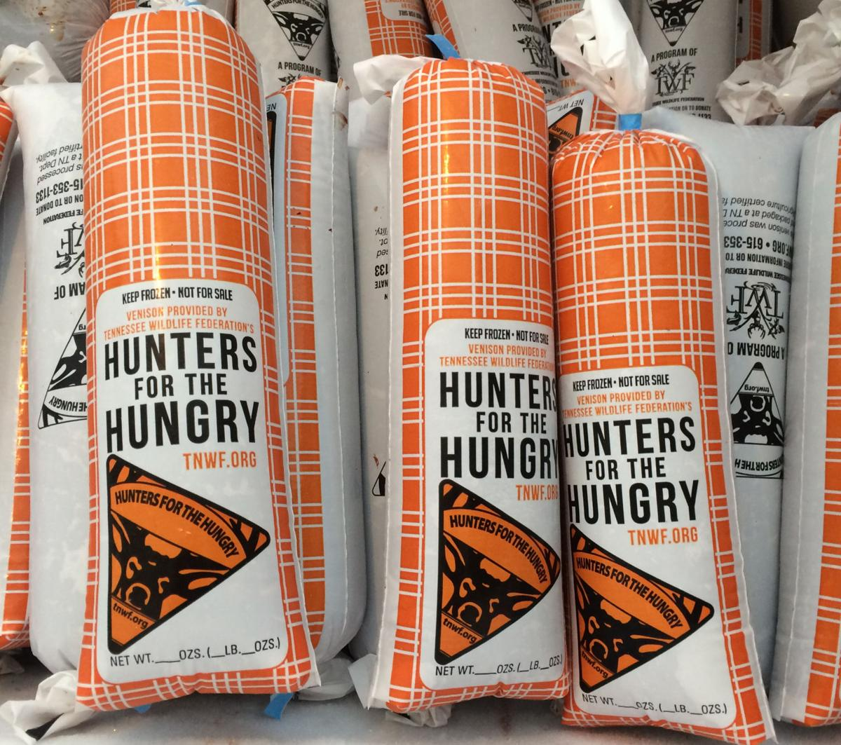 Hunters for Hungry donated venison.jpg