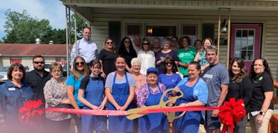 Our Place Too Bakery & Café hosts ribbon-cutting ceremony