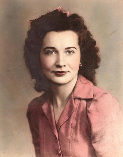 Dorothy Rhea Mullins