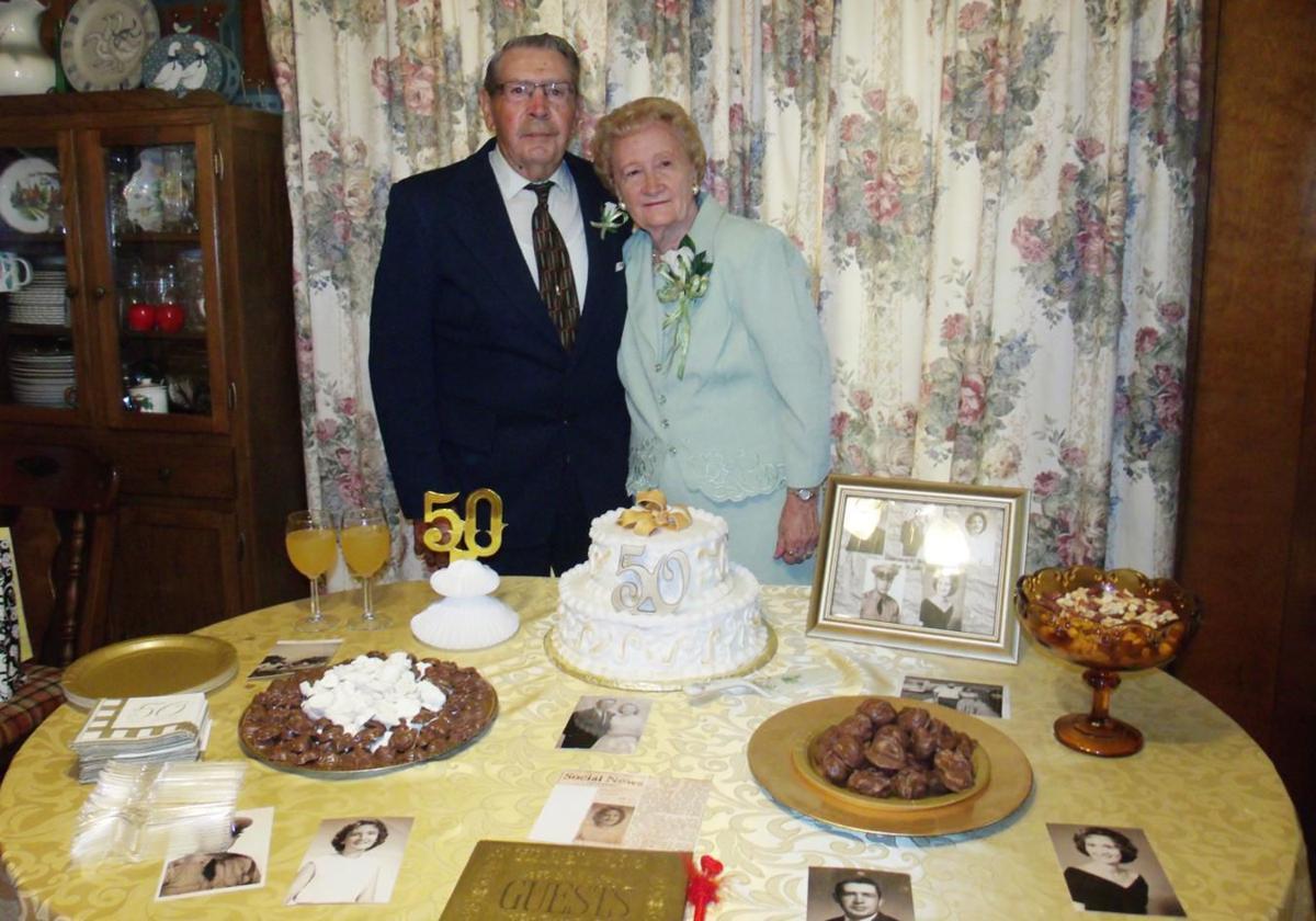Fannings celebrate 50th anniversary