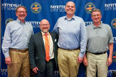 'Voice of the Tigers' nominated as TSBA Volunteer of Year, Seals, Giffin earn student recognition