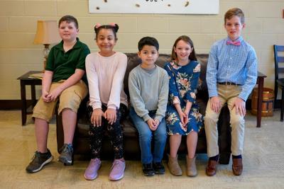 Ralph Askins School Marilyn Ashby Awards