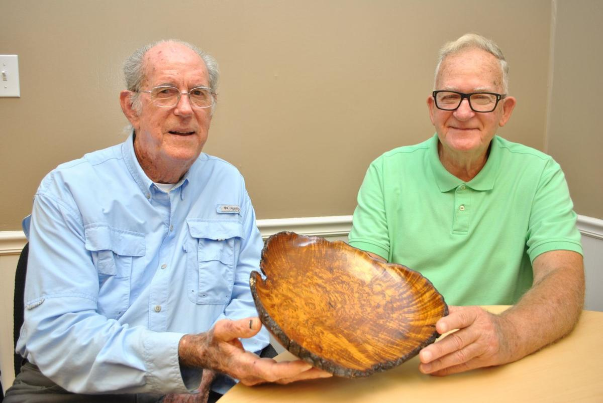 Rare chittimwood bowl