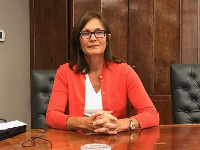 Vice Mayor Gwen Shelton