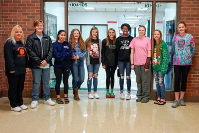 FMS Beta Club members qualify for nationals, earn trip to Disney World
