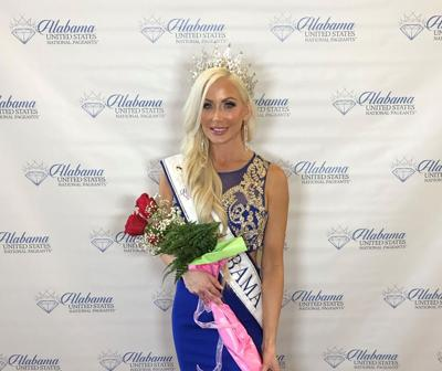 Fayetteville native crowned Ms. Alabama