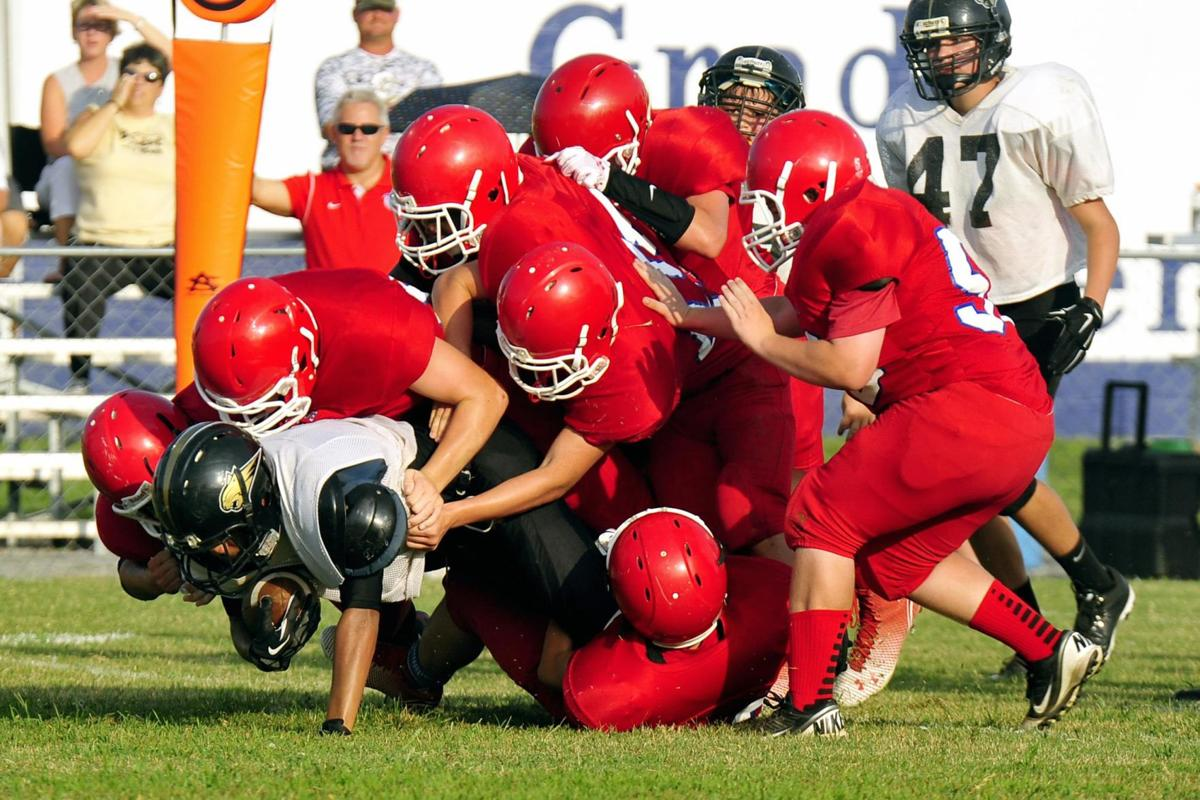 NGA Falcons romp over Bobcats