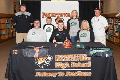 Wolaver signs with Columbia State