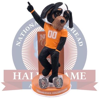 National Bobblehead Hall of Fame unveils UT commemorative bobblehead