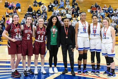 Middle School Girls Sectional All-Tournament Team